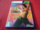 Joc Zumba fitness Join the Party, original, alte sute de titluri, Sporturi, 3+, Multiplayer