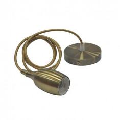 Lampa Led WEBER Old Bronze
