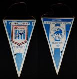 Fanion Victoria Bucuresti EPA Larnaca 1987