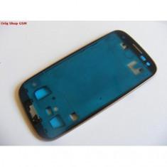 Rama LCD fata Samsung I9300 Galaxy S3 Brown Original