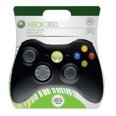 Wireless Controller Black XBOX 360 SH