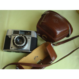 Aparat Foto AGFA Optima 1 cu Etui, Functional - Vintage