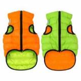 Vestă AiryVest Colar portocaliu - verde, S 40