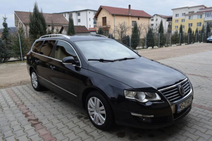 VW Passat B6 Combi, 2006, 2L TDI, 138 CP, Full Option, 3999 EUR, negociabil