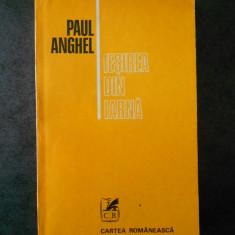 PAUL ANGHEL - IESIREA DIN IARNA