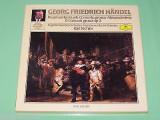 HANDEL : Feuerwerkmusik /  6 Concerti grossi op. 3 ( set 2 viniluri )