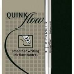Mina pix Quinkflow negru-fin | Parker