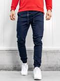 Pantaloni bărbați bleumarin Bolf KA951