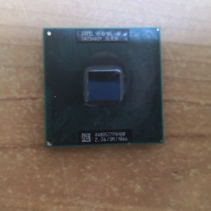 CPU Laptop Intel Core 2 Duo P8400 2.26GHz slgfc