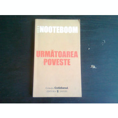 URMATOAREA POVESTE - GEES NOOTENBOOM