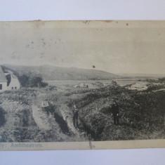 Rara! Carte postala circulata Sarmizegetusa(Ulpia Traiana) 1924,print.cca.1890