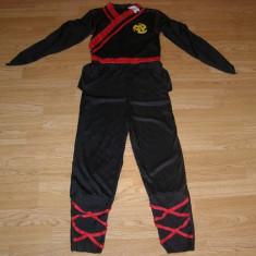 Costum carnaval serbare ninja pentru copii de 10-11 ani, Din imagine