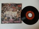 """ABBA - Super Trouper (1980, Polydor) disc vinil single 7"""""""