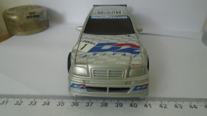 bnk jc Hornby Scalextric C2038 D2 Mercedes C Class - functional