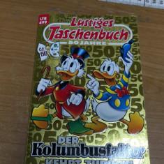 Comic WD Lustiges Taschenbuch Der Kolumbusfalter ... Band 499 #GAB
