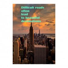 Caiet Difficult Roads