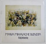 TAPISERIE - MARIA MIHALACHE BLENDEA , 1983