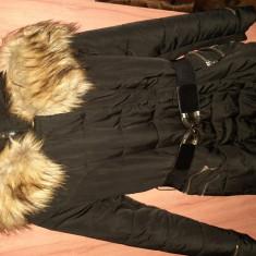 Palton negru