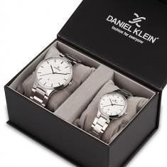 Set ceasuri pentru dama si barbati, Daniel Klein Pair, DK11746-4P