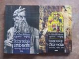DICTIONAR EXPLICATIV EBRAIC-ROMAN - ALFRED HARLAOANU, 2 VOLUME