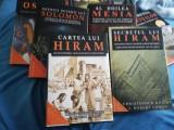 SECRETUL LUI HIRAM +CARTEA LUI HIRAM DE C.KNIGHT & R.LAMAS