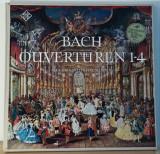 BACH - Ouverturen 1-4  ( set 2 viniluri )
