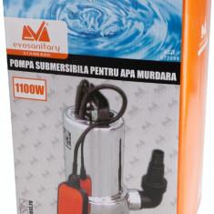 Pompa Submersibila pt Apa Murdara EPTO Putere 750W