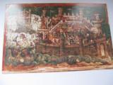 Carte postala - Manastirea Vatra Moldovitei, Circulata, Fotografie