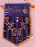 Fanion fotbal - INTERNAZIONALE MILANO (Italia)