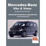Manual Mercedes Vito & Viano ( 2004-2008)