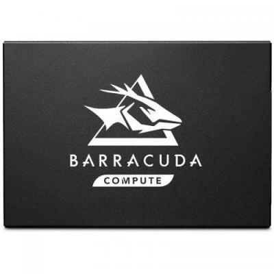SSD Seagate BarraCuda Q1 960GB SATA-III 2.5 inch Black foto