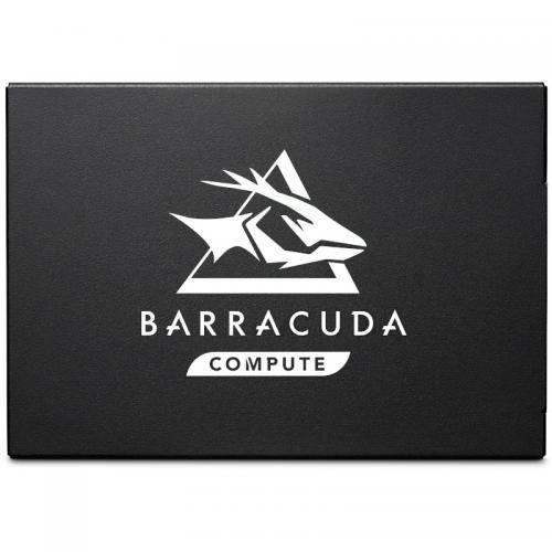 SSD Seagate BarraCuda Q1 960GB SATA-III 2.5 inch Black