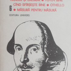 Opere complete, vol. 6 - William Shakespeare