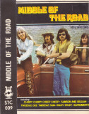 Caseta audio:  Middle of the Road ‎– Middle of the Road ( 1975, Electrecord ), Casete audio