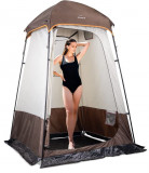 Cort Portabil pentru dus camping,impermeabil,din poliester