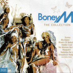 BONEY M The Collection Box set (3cd)