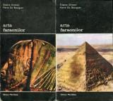 E. Drioton - Arta faraonilor ( 2 vol. )