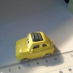 bnk jc Disney Pixar Cars - Fiat 500 - Luigi