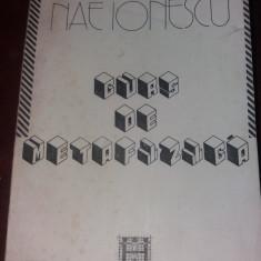 CURS DE METAFIZICA NAE IONESCU
