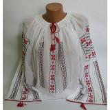 Ie traditionala Romaneasca, Marime Universala, Alb
