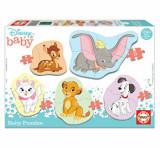 Puzzle Baby Disney Animals 2, 19 piese, Educa