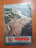 revista rebus 15 februarie 1989