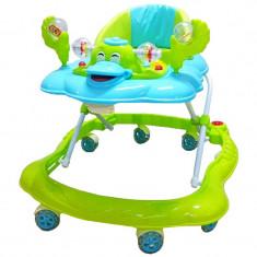 Premergator pentru copii BabyCare PBC-4V, Verde