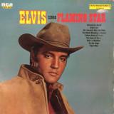 """VINIL   Elvis Presley – Elvis Sings """"Flaming Star""""    - VG+ -"""