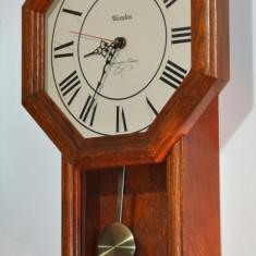 Ceas de perete cu pendul Westclox