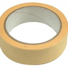 Banda adeziva de hartie 25 mm x 25 m VOREL
