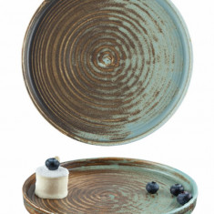 Farfurie ceramica, 21cm, Bonna Coral, 0101349