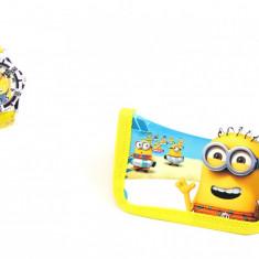 Set ceas pentru copii cu Minioni si portofel cadou - MK03M