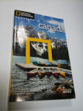 CANADA - National Geographic Traveler - ghid turistic