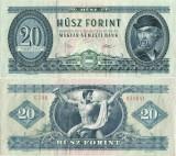 1975 ( 28 10 ) , 20 forint ( P-169f ) - Ungaria
